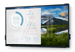"Dell Display 85.6"" C8618QT UHD (3840x2160) Monitor BK/BK LED,VGA,HDMI,IPS,400 cd/m2,1000:1,8ms, 4"